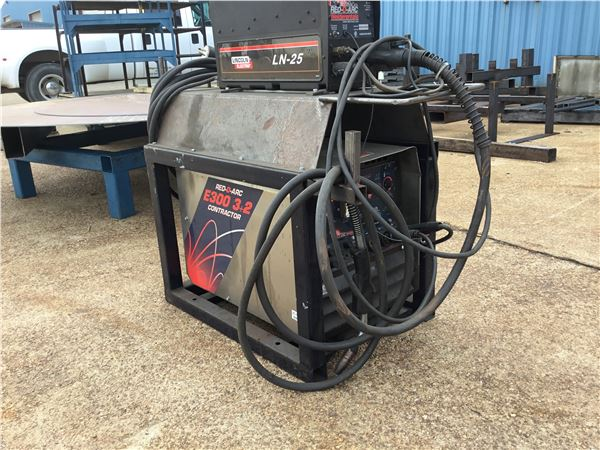Baker Products - USED Lincoln Welders