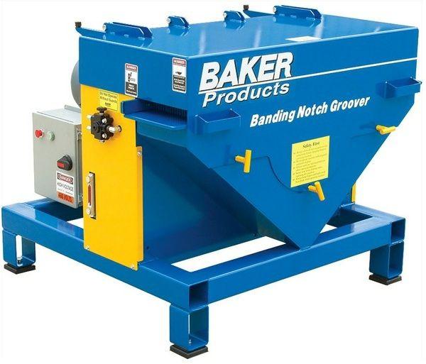Baker Banding Notch Groover I