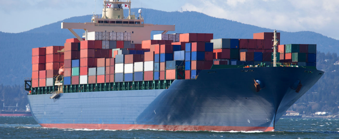 Worldwide Shipping Container